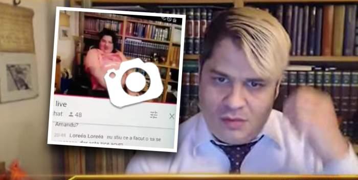 Imagini șocante cu perversul acuzat că agață copii pe internet! Poliția nu are ce să îi facă
