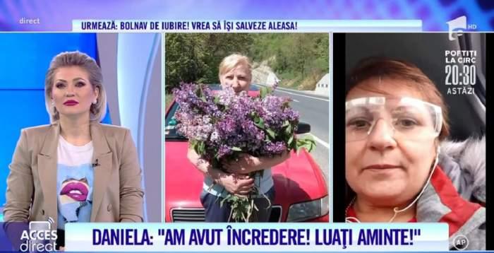 Acces Direct. Daniela, o nouă victimă a impostorilor! Femeia a crezut că și-a întâlnit marea dragoste, dar a fost păgubită de 10.000 de euro! / VIDEO