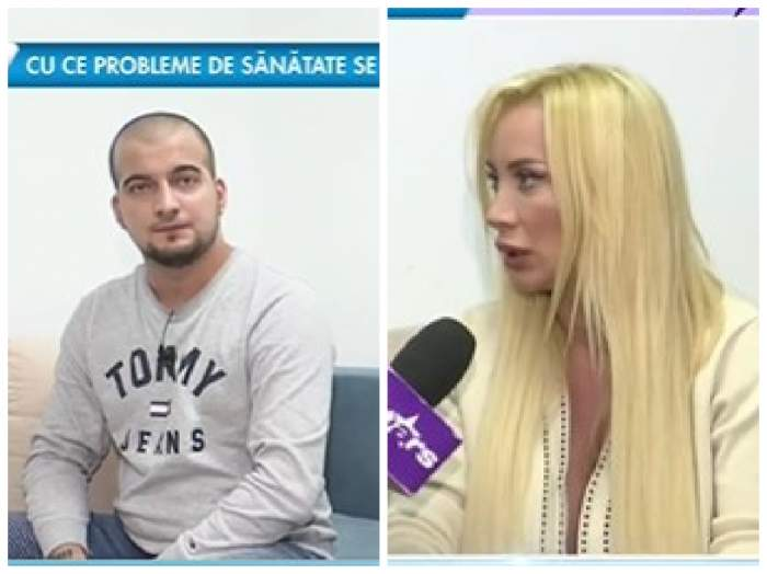 Simona Trașcă și pretendentul