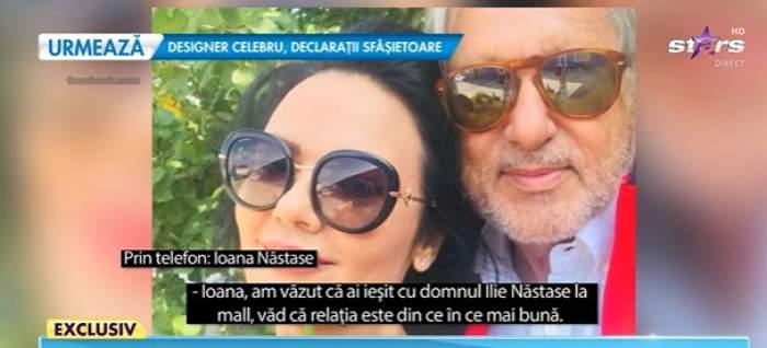 Ioana Năstase și Ilie Năstase