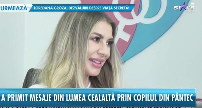 Claudia Neghină la Antena Stars