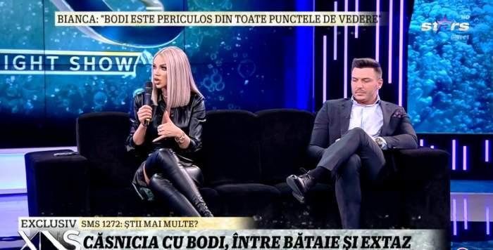 """Bianca Drăgușanu și-a pus viața în pericol, exasperată de Alex Bodi: """"M-am dat jos din mașină și am luat-o pe mijlocul străzii"""" / VIDEO"""
