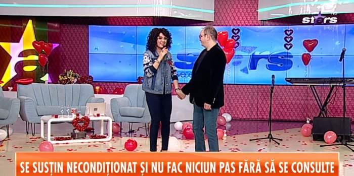 Soțul Minodorei i-a făcut artistei cea mai frumoasă declarație de dragoste