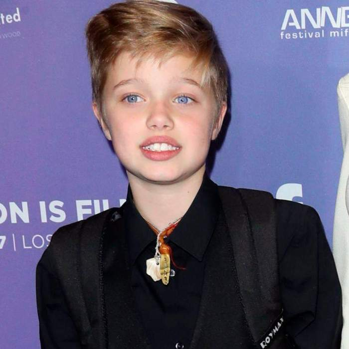 Shiloh, fiica lui Brad Pitt și a Angelinei Jolie
