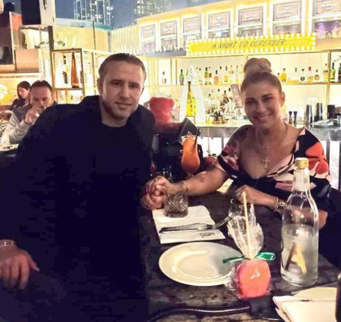 Cadou de mii de euro pentru Anamaria Prodan, de Ziua Îndrăgostiților! Cum a surprins-o Laurențiu Reghecampf pe celebra impresară / FOTO