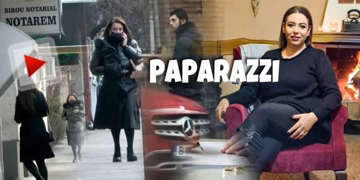 SUPEREXCLUSIVITATE! Oana Roman și Marius Elisei au divorțat oficial! Cei doi au mers astăzi la notar / VIDEO PAPARAZZI