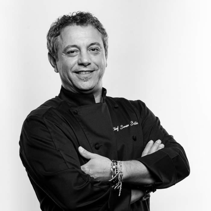 Chef Sorin Bontea, despre aventurile din tinerețe