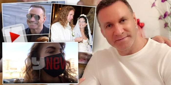 Alin Oprea și soția sa, față-n față la tribunal, în procesul de divorț! Primele declarații ale cântărețului