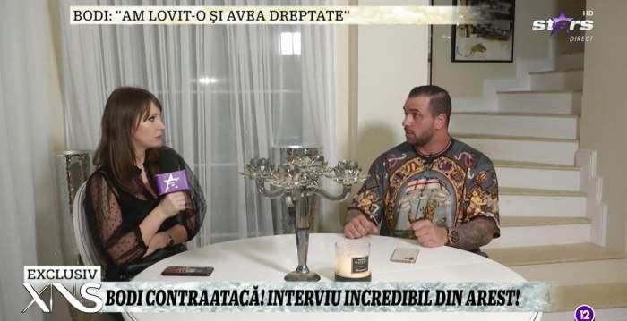 """A bătut-o sau nu Alex Bodi pe Bianca Drăgușanu până la leșin! Afaceristul recunoaște tot, la Xtra Night Show: """"Au degenerat lucrurile"""" / VIDEO"""