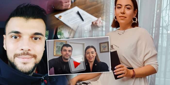 Oana Roman și Marius Elisei și-au anunțat împreună divorțul! Ce se va întâmpla cu fiica lor Isabela / VIDEO