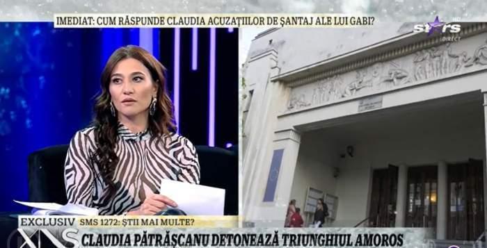 Claudia Pătrășcanu a depus o plângere împotriva lui Gabi Bădălău, în urma acuzațiilor de la Xtra Night Show! Artista, dispusă să meargă până la capăt!