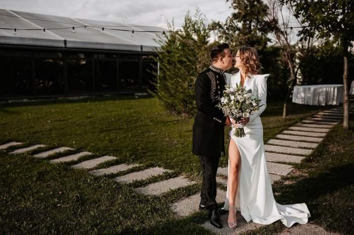 valentin sanfira si codruta nunta