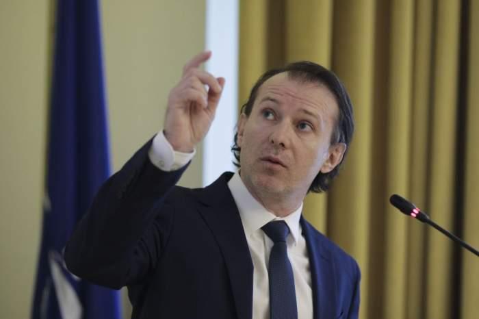 """Când va adopta România moneda euro? Declarațiile premierului Florin Cîțu: """"Parcursul pentru euro a fost puţin întârziat de această criză"""""""