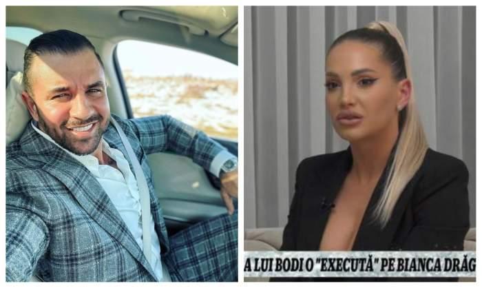 Reacția lui Alex Bodi, după ce au fost făcute publice înregistrările în care o amenința pe Iulia Sălăgean!