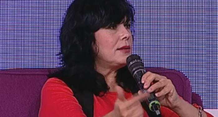 Mariana Moculescu la emisiune