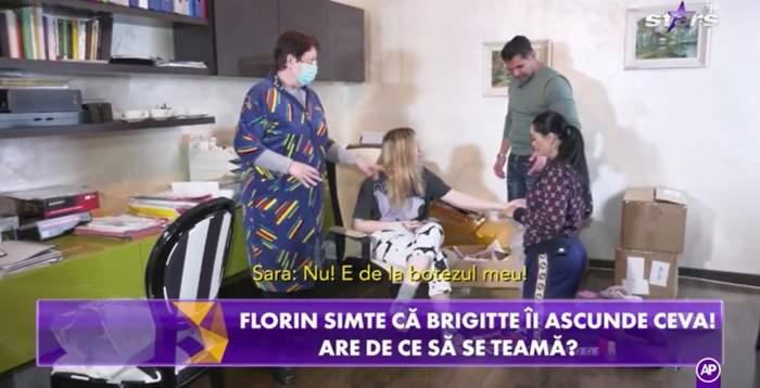 """Florin Pastramă, supărat pe Brigitte pentru că păstrează amintiri din căsnicia cu Ilie Năstase. Cum a reacționat vedeta: """"Nu mi se pare normal"""" / VIDEO"""