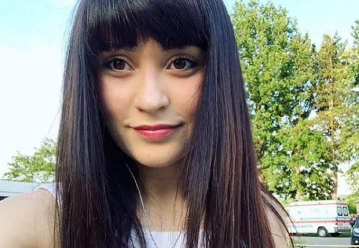 irina rimes zambeste selfie