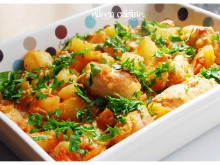 Rețete cu piept de pui și cartofi pentru toate gusturile. 7 idei gata în timp record
