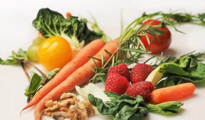 Mai multe legume, fructe și semințe
