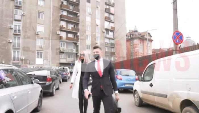 Bianca Drăgușanu nervoasa la parchet declaratii bodi bataie