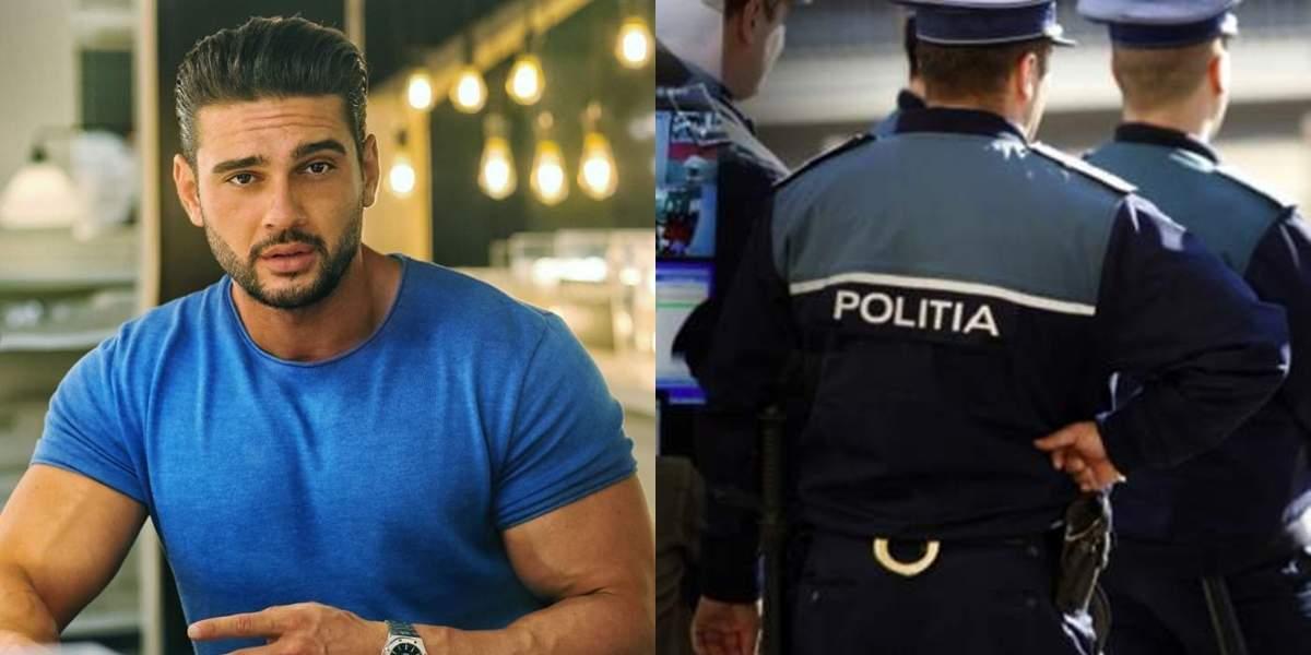 colaj dorian popa si politia