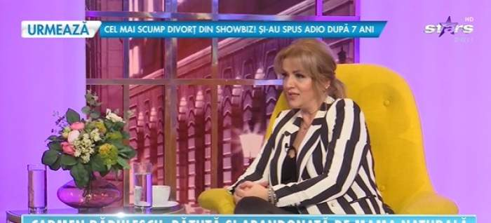 Carmen Rădulescu la Star News