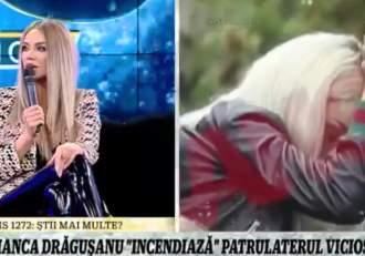 """Bianca Drăgușanu, amănunte șocante la Xtra Night Show despre bătăile primite de la Alex Bodi: """"Nici nu pot să mă uit la imagini. A fost cel mai rău"""" / VIDEO"""