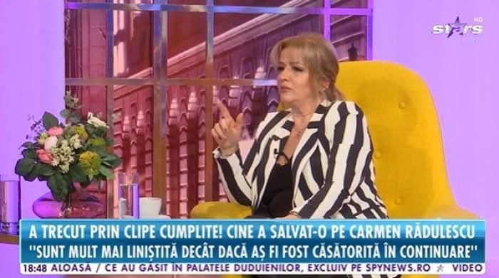 Carmen Rădulescu la Antena Stars