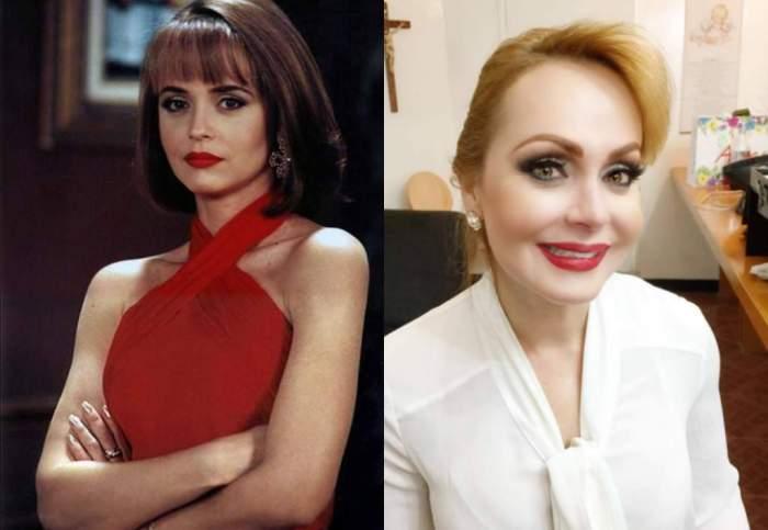 """Cum arată Gabriela Spanic la aproape 50 de ani! Vedeta telenovelelor a exagerat cu operațiile estetice: """"Doamne, ce ți-ai făcut?"""" / FOTO"""