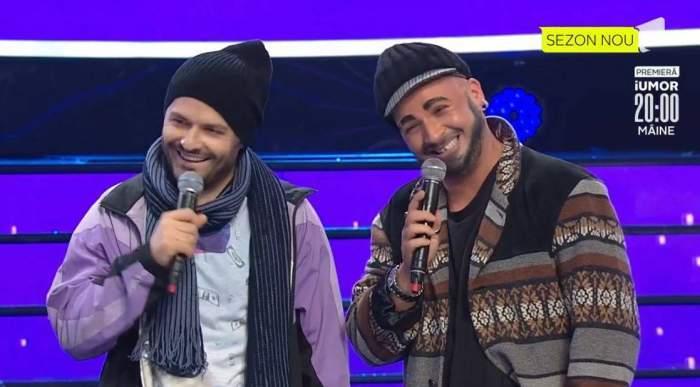 Liviu Vârciu si Andrei Ștefănescu, la Te cunosc de undeva