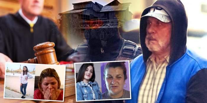 """""""Monstrul din Caracal"""" s-a aliat cu părinții fetelor ucise / Judecătorii au rămas mască"""
