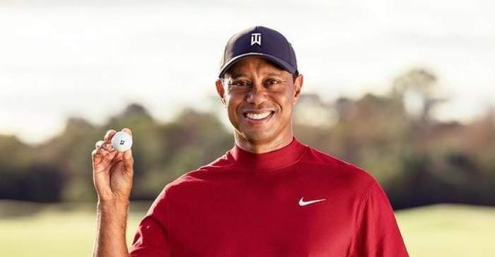 Tiger Woods, pe terenul de golf