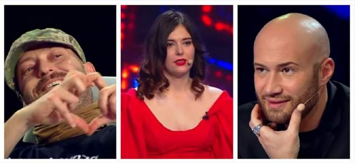Un colaj cu Mihai Bendeac, Ionela Irimescu și Cheloo.