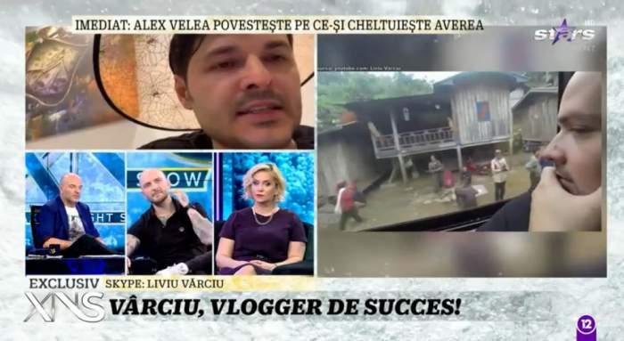 Liviu Varciu este in direct la Xtra Night Show