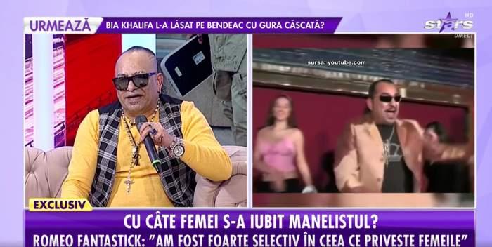 Romeo Fantastick la Antena Stars