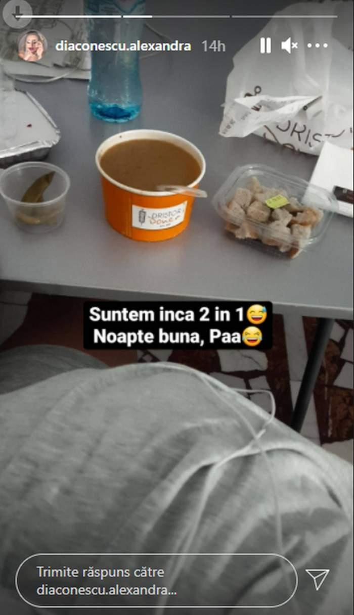 Alexandra de la Insula Iubirii in spital se pregateste sa nasca