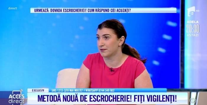 Acces Direct. Emilia și iubitul ei, victimele escrocilor! Tinerilor li s-a promis o donație de 200.000 de euro, dar acum sunt îngropați în datorii! / VIDEO