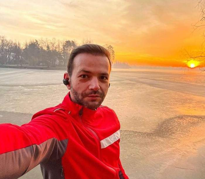 Noul obicei uimitor al lui Mihai Morar! Ce face prezentatorul la ora 5, în fiecare dimineață/ FOTO