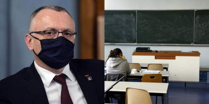 Se închid sau nu școlile în contextul valului trei de COVID? Anunț important făcut de ministrul Educației!