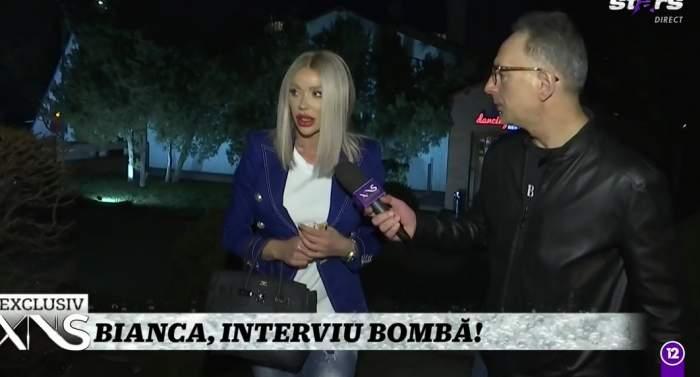 bianca dragusanu interviu xns