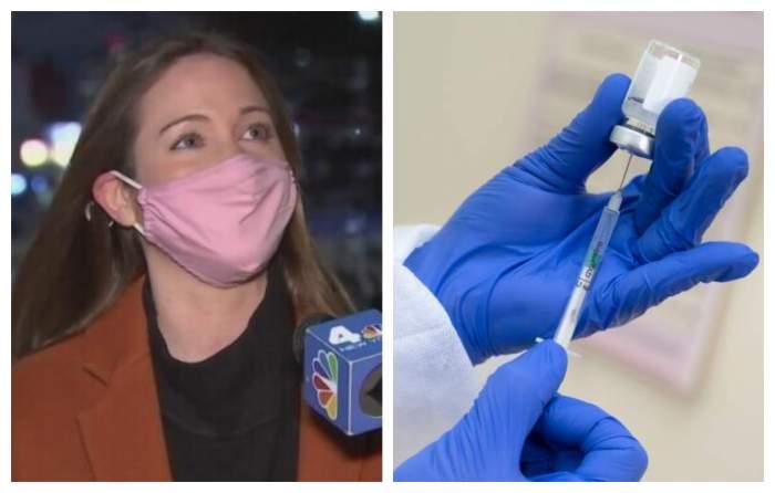 """O chelneriță a fost dată afară de la locul de muncă pentru că a refuzat să se vaccineze împotriva COVID: """"Este alegerea mea"""""""