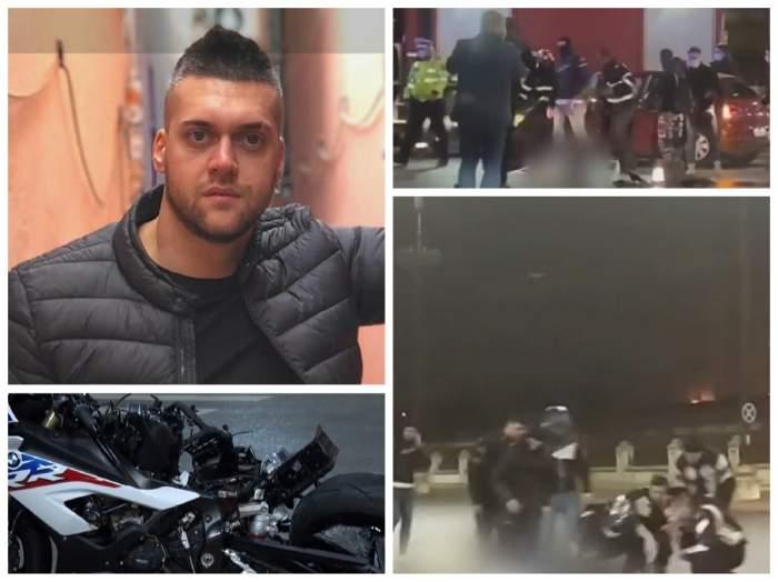 imagini de la accidentul de motocicleta