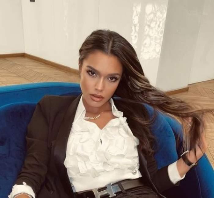 Karmen Simionescu la salon