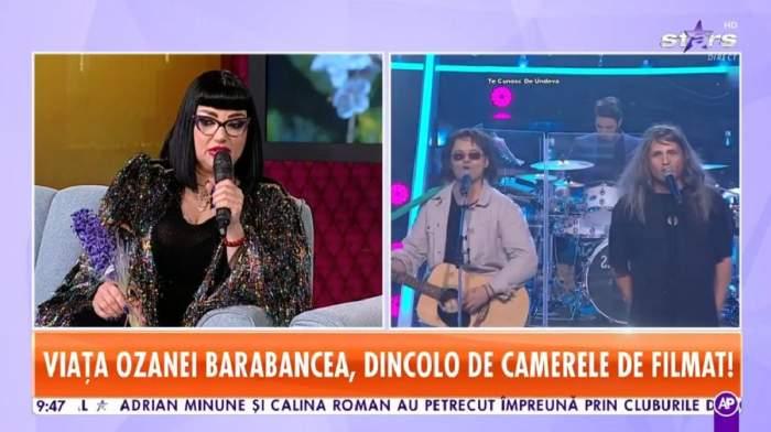 """Ozana Barabancea, momente cumplite! Ce s-a întâmplat cu jurata de la Te cunosc de undeva în urmă cu câteva ore: """"Am început să urlu de durere"""""""