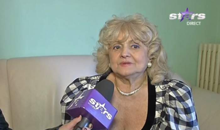 Camelia Mitoșeru, oferă interviu la Antena Stars