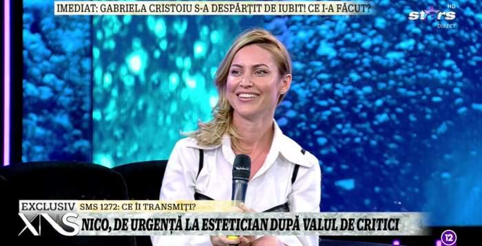 """Nicoleta Dragne ajunge iar pe mâinile medicilor! Fosta ispită a spus, la Xtra Night Show, la ce intervenții va apela: """"Nu pot să respir"""" / VIDEO"""