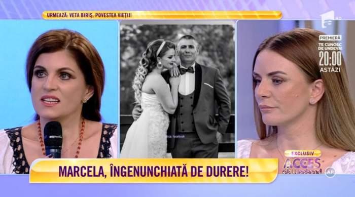 Mariana Ionescu Căpitănescu si marcela fota in costume populare
