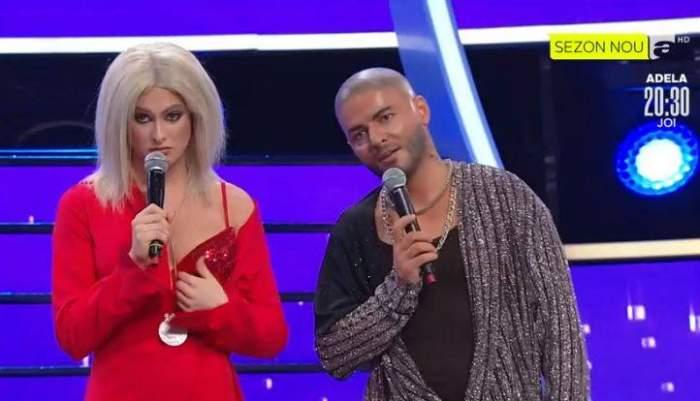 Liviu Vârciu, convins că o să câștige noul sezon Te cunosc de undeva. Jurații au lăudat momentul lui și al Ralukăi / VIDEO