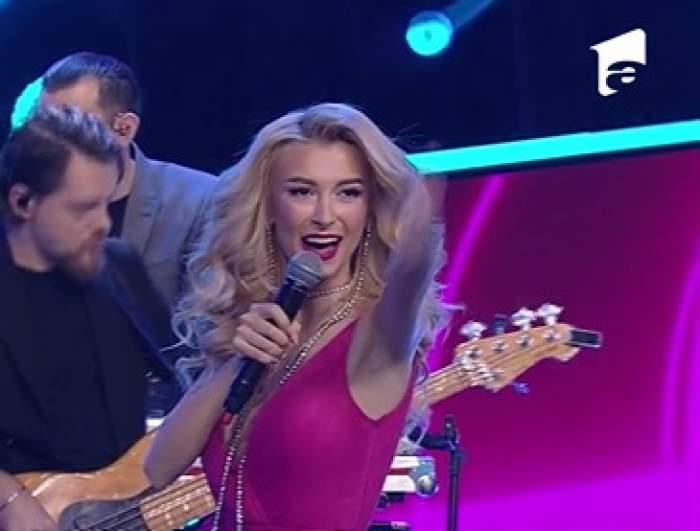 Andreea Bălan,
