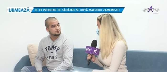 Simona Trașcă, iubită cu forța. Un presupus fost iubit face orice ca să fie cu ea. Bărbatul vrea s-o ceară de soție, dar blondina spune că nu-l cunoaște / VIDEO